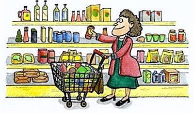 Quanto Costa Fare la Spesa al Supermercato in Thailandia.