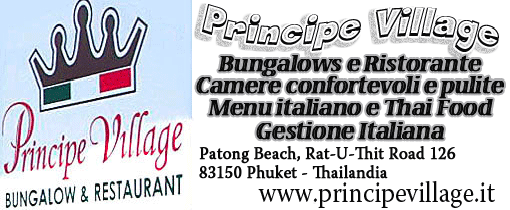 Principe Village Hotel Bungalows a Patong.