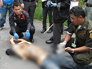 Giapponese ucciso in thailandia