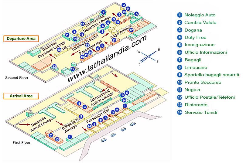 Aeroporto Zurigo Mappa : Aeroporto internazionale di phuket consigli e numeri utili