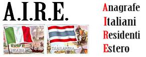Iscrizione AIRE per cambio residenza in thailandia