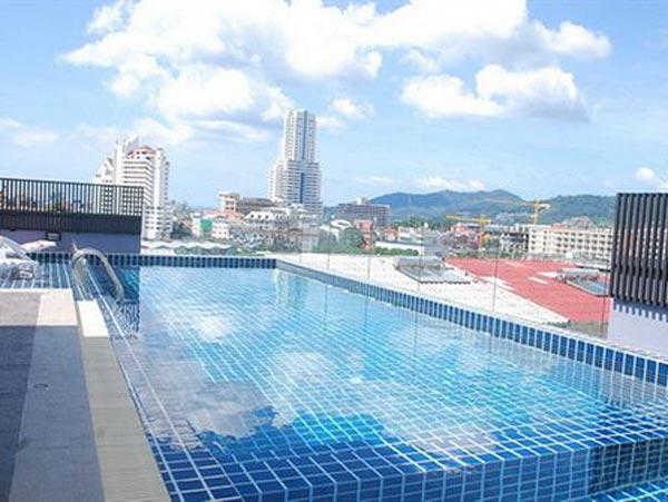 Albergo a singapore con piscina sul tetto interesting la hotel piscina singapore - Singapore hotel piscina ...