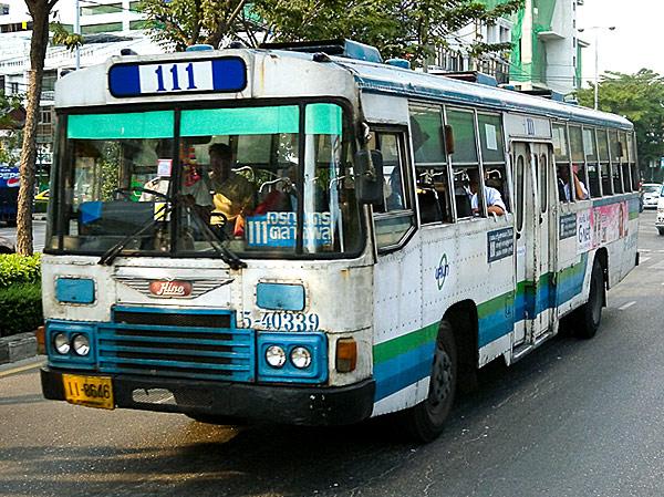autobus thailandia